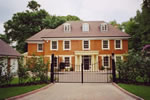 Brook House - New Home Built in Walton on Thames by Woodlands Construction