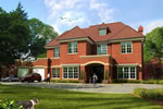 St George's Hill Weybridge - New House Building by Woodlands Construction Surrey