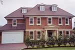 Silverdale New Home Built by Woodlands Construction